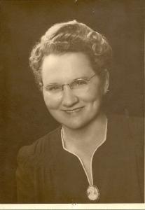 1940s Rae Clark