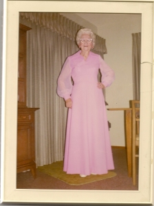 1974 Dress Costume
